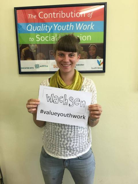 Youth work supports growth!